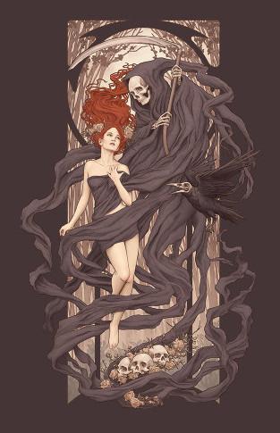 Le Passage des Morts Nouveaux T-Shirt