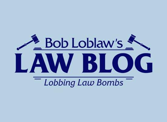 Bob Loblaw's Law Blog T-Shirt