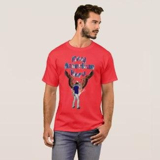 Real American (Male) Hero T-Shirt
