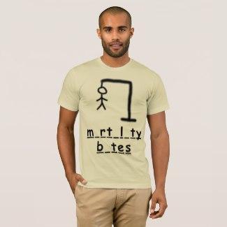 Mortality Bites T-Shirt