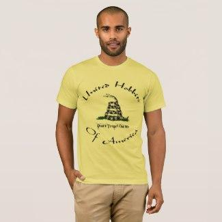 United Hobbits Of America T-Shirt