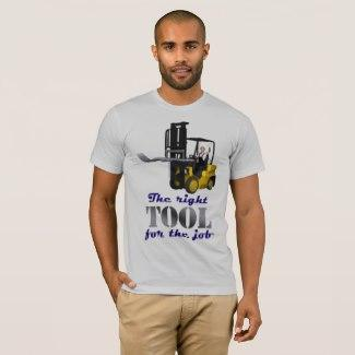 The Right Tool For The Job T-Shirt