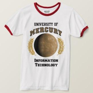 University Of Mercury T-Shirt