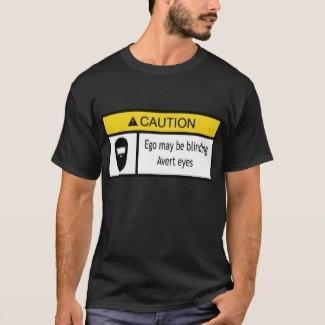 Blinding Ego - Avert Eyes T-Shirt