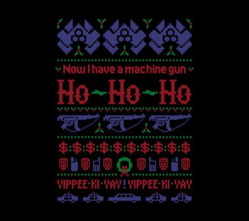 McClane Winter Sweater T-Shirt