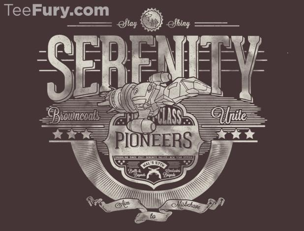 Space Pioneers T-Shirt
