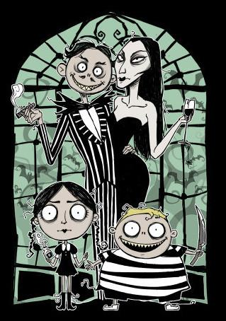 Nightmare Family Values T-Shirt
