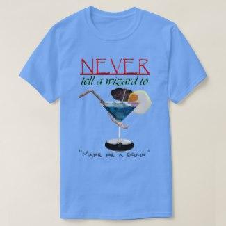 Wizard Drink T-Shirt