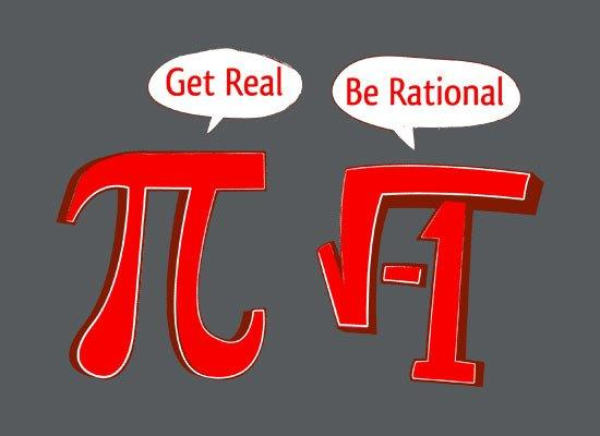 Pi Be Rational T-Shirt