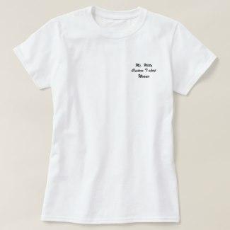 Real American (Female) Hero T-Shirt