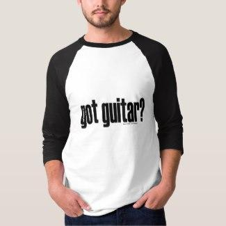 got guitar? T-Shirt