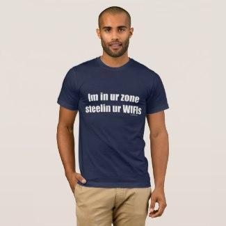 Steelin WIFIs T-Shirt