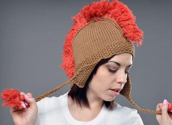 Spartan Helmet Hat