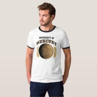 University Of Mercury T-Shirt